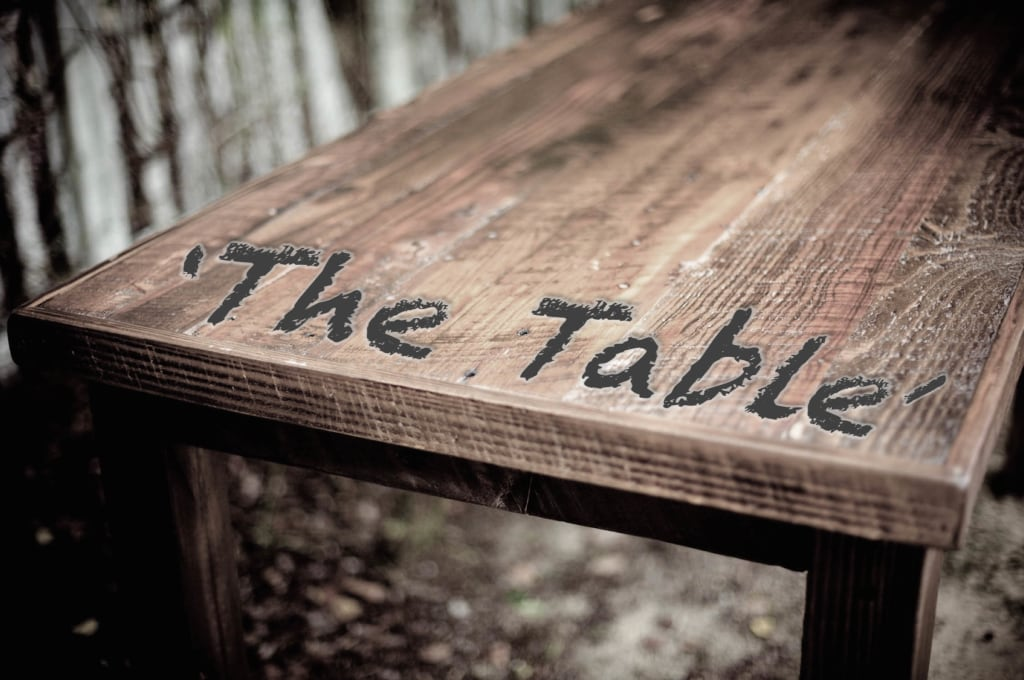 the-table